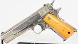 Colt 1911 Military Model Chrome 1918! .45 ACP