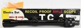 TC4 Electra Dot Reticle Rifle Scope JAPAN w/box