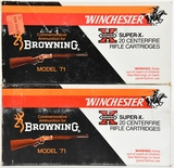 40 Rounds Of Winchester Super-X .348 Win Ammo
