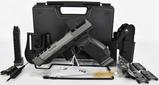 Canik CIA TP9SFX 9MM Special Forces Pistol