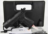NEW Walther P22 Black Semi-Auto .22 Rimfire Pistol
