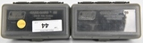 2 MCM Case Gard Rifle Med ammo storage containers