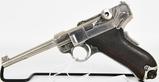 DWM American Eagle Luger .30 Cal Nickel