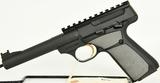 Browning Buckmark Heavy Barrel .22 LR Pistol
