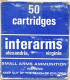 40 Rounds Of Interarms 7mm Ammo