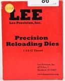 Lee Precision Reloading Die Set For .577 Snider