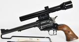 Ruger New Model Super Blackhawk .44 MAG W/ Scope