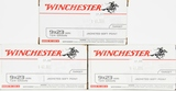 150 Rounds Winchester USA 9x23mm Ammunition
