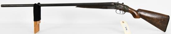 J. Stevens A&T Co. Model 250 SXS 12 Ga Hammer