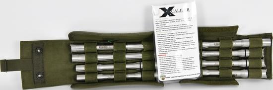 X-Caliber Shotgun Gauge Adapter Pistol System Set
