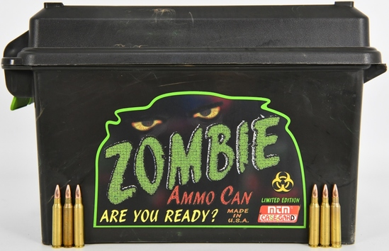 816 Rounds Of .223 Remington & Ammo Can