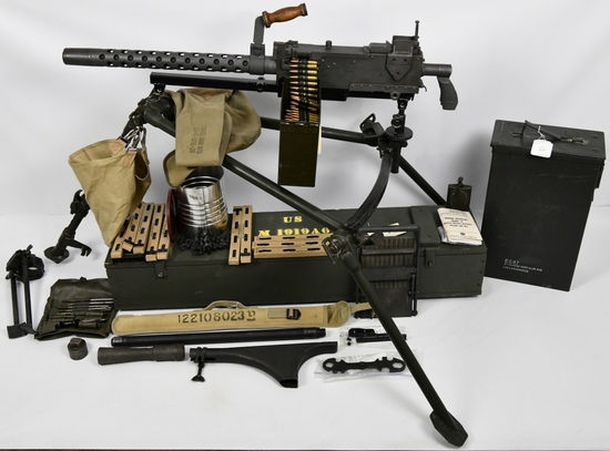 Browning M1919 A-6 .308 Package Semi-Auto