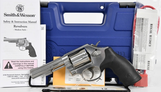 Brand New Smith & Wesson Model 64 .38 SPL+P