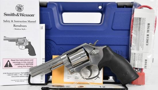 Brand New Smith & Wesson Model 64 .38 SPL+P