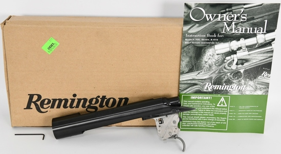 Brand New Remington Model 700 Bolt Action Receiver