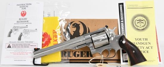 """Ruger Redhawk .44 Magnum Revolver 7 1/2"""" Barrel"""