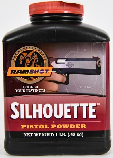 Ramshot Silhouette Handgun Powder 1 lbs