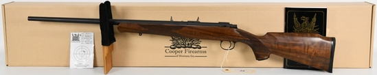 Brand New Cooper Firearms Model 21 .223 Bolt Rifle