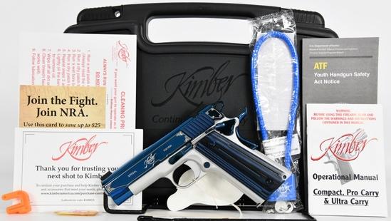 Brand New Kimber America Sapphire Pro II 9mm 1911