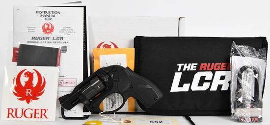 Brand New Ruger LCR .38 SPL+P W/ Crimson Laser