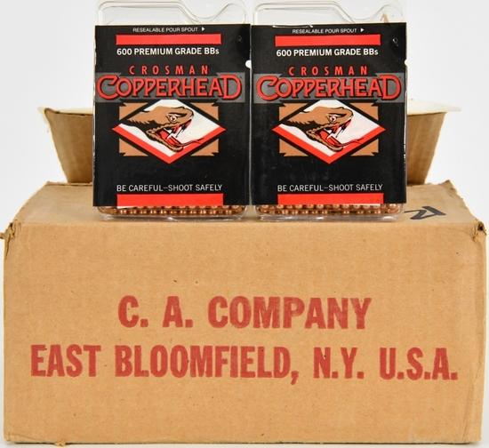 14400 Crosman CopperHead Premium Grade BBs