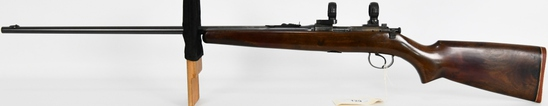 Early Winchester Model 52 Bolt Action Rifle .22 LR