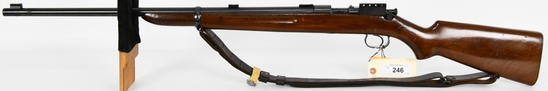 Winchester Model 52 Bolt Action .22 Rifle