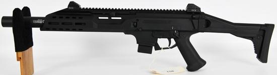 CZ Scorpion EVO 3 S1 Carbine Rifle W/ Faux Supress
