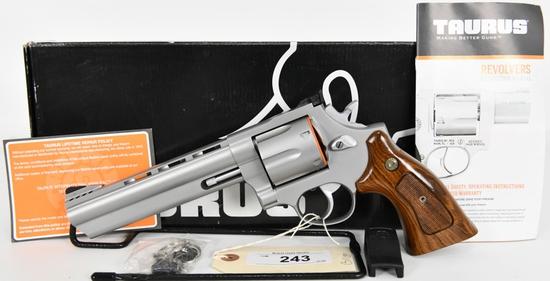 """NEW Taurus 44 DA Revolver .44 Magnum 6.5"""" Ported"""
