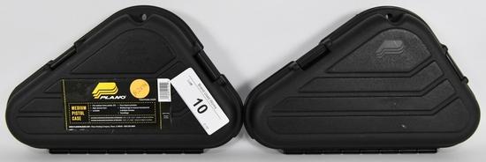 Lot of 2 Plano® Molded Pistol Case – Black