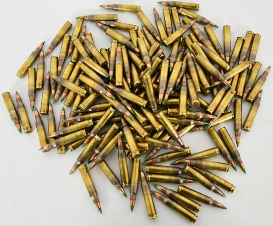 150 Rounds Of American Eagle 5.56x45mm Nato Ammo