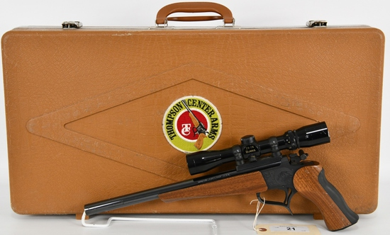Thompson Center Arms Contender .35 Rem Super 14