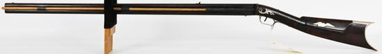 A.H. Beebe Mule Ear Double Rifle .925 Sterling