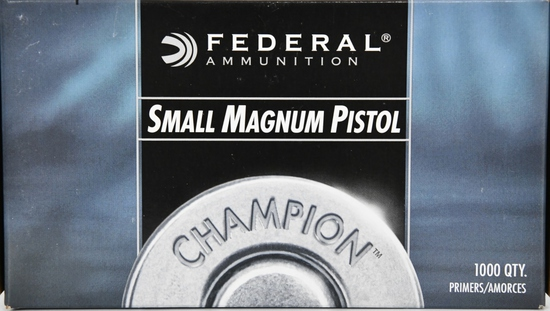Federal Premium Champion Centerfire Primers sm Mag