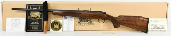 Brand New Cooper Firearms Model 21 .223 Bolt Rifle