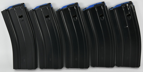 AR15 Mags 6.8 SPC 27 rds Lot of 5 Magazines
