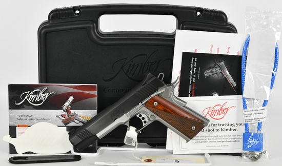 Brand New Kimber Custom II Two-Tone .45 ACP