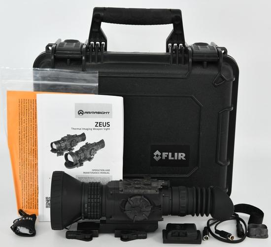 Flir Zeus 336 3-12x50 Thermal Imaging Weapon Sight