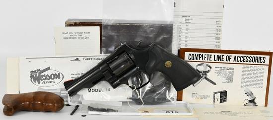 """Dan Wesson Model 14 .357 Revolver 3 3/4"""""""