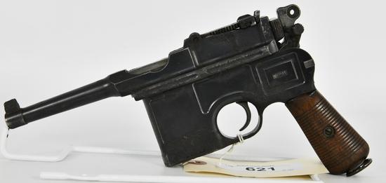 Model 1896 Broomhandle Waffenfabrik Mauser