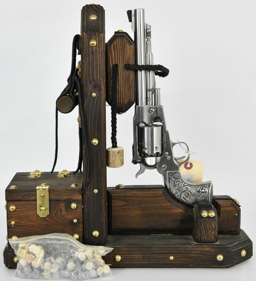 Ruger Old Army .45 With Presentation Display