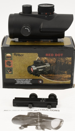 Illuminated RedDot 19m@100m Scope