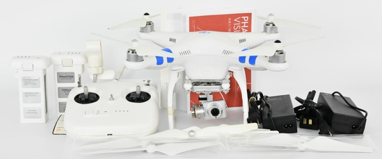 DJI Phantom 2 Vision + Drone & Accessories