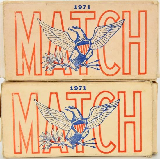 64 Rounds Of .45 Match Grade Ammunition