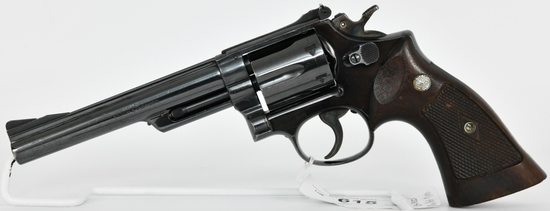 Rare Smith & Wesson Model 53 .22 Jet Magnum