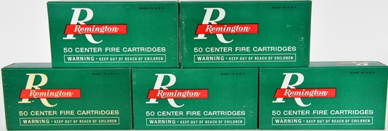 250 Rounds Of Remington .45 Auto Ammunition