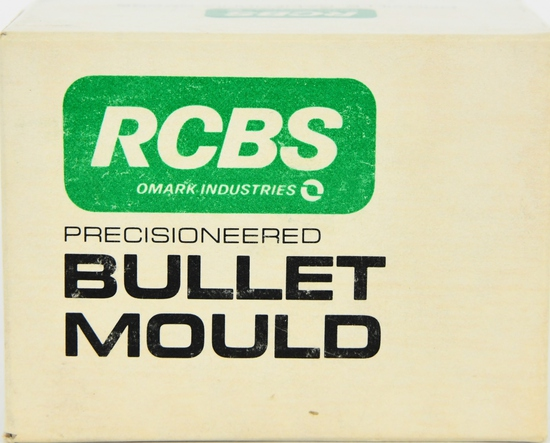 RCBS .30 Cal Double Cavity Bullet Mould Block
