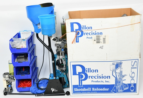 Dillon Precision SL900 Press 20 & 28 Gauge