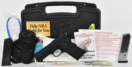 Kimber Pro Carry II 1911 Semi Auto Pistol .45 ACP
