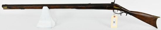1850-1860's Full Stock Kentucky Rifle .36 Caliber